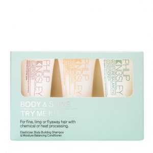 philip kingsley body and shine try me kit