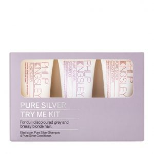 philip kingsley pure silver try me kit