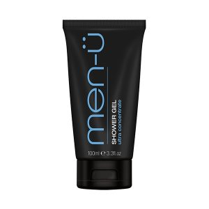 men-u shower gel