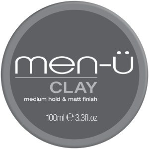 men-u clay stying