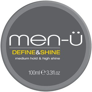 men-u define and shine