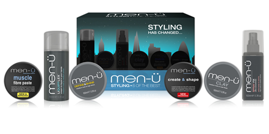 men-u mens grooming box set