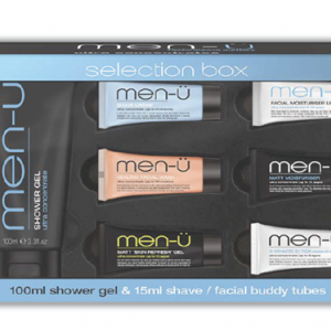 men-u gift box shave and facial
