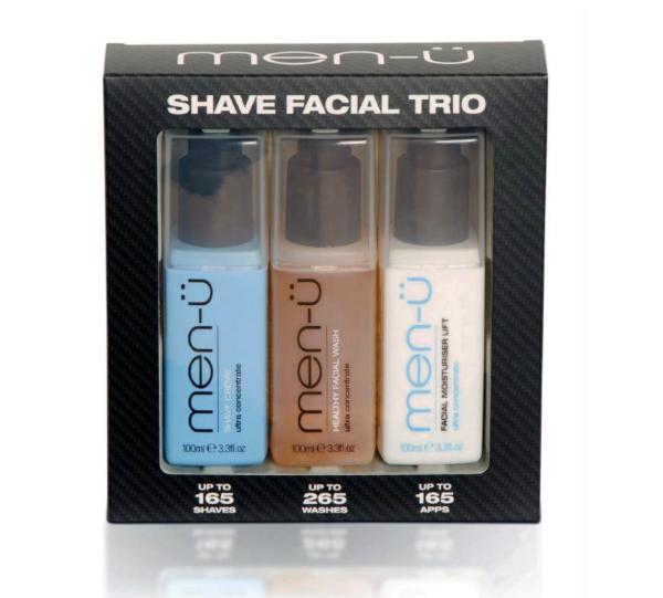 Shave Facial Trio